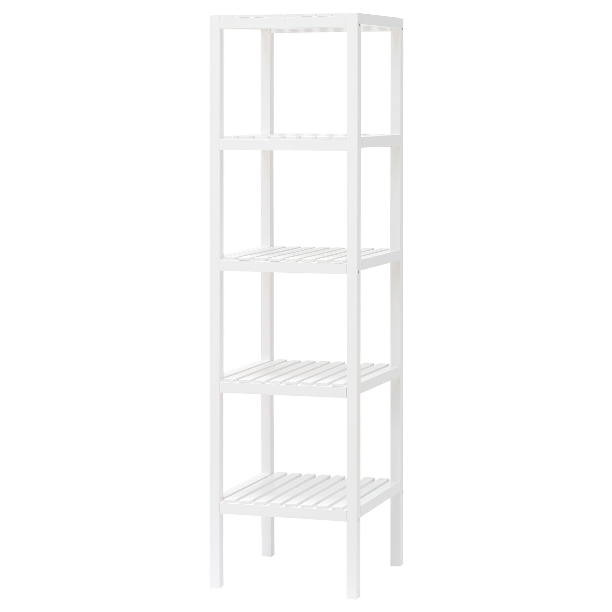 Muskan White Shelving Unit Ikea Regal Weiss Regal Badezimmer Regal Weiss