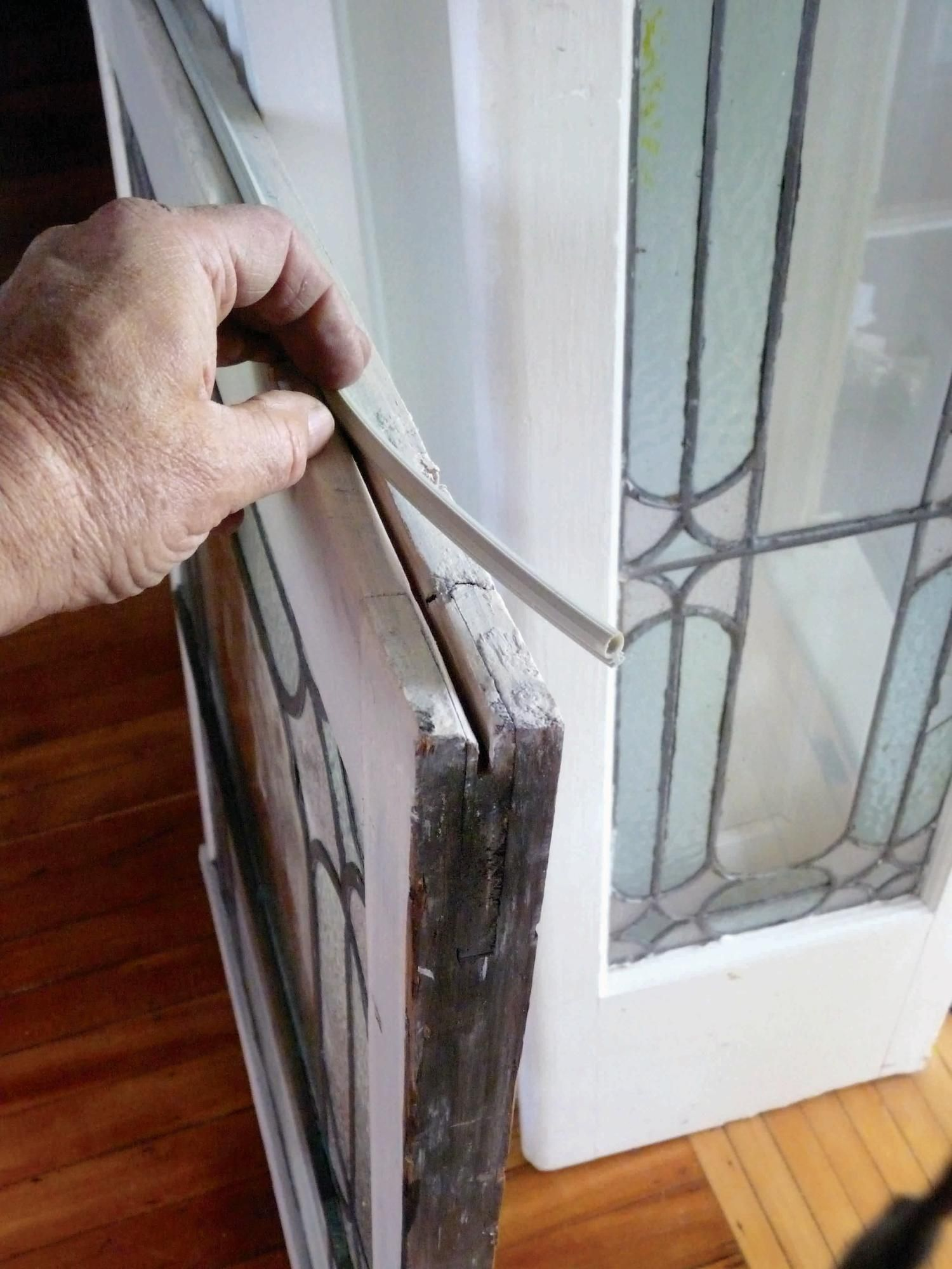 weatherstripping double hung windows door bottom threshold by steve jordan author of the window sash biblewhen energy bills are high and our homes drafty cold we look for scapegoat weatherstripping doublehung scapegoat energy bill