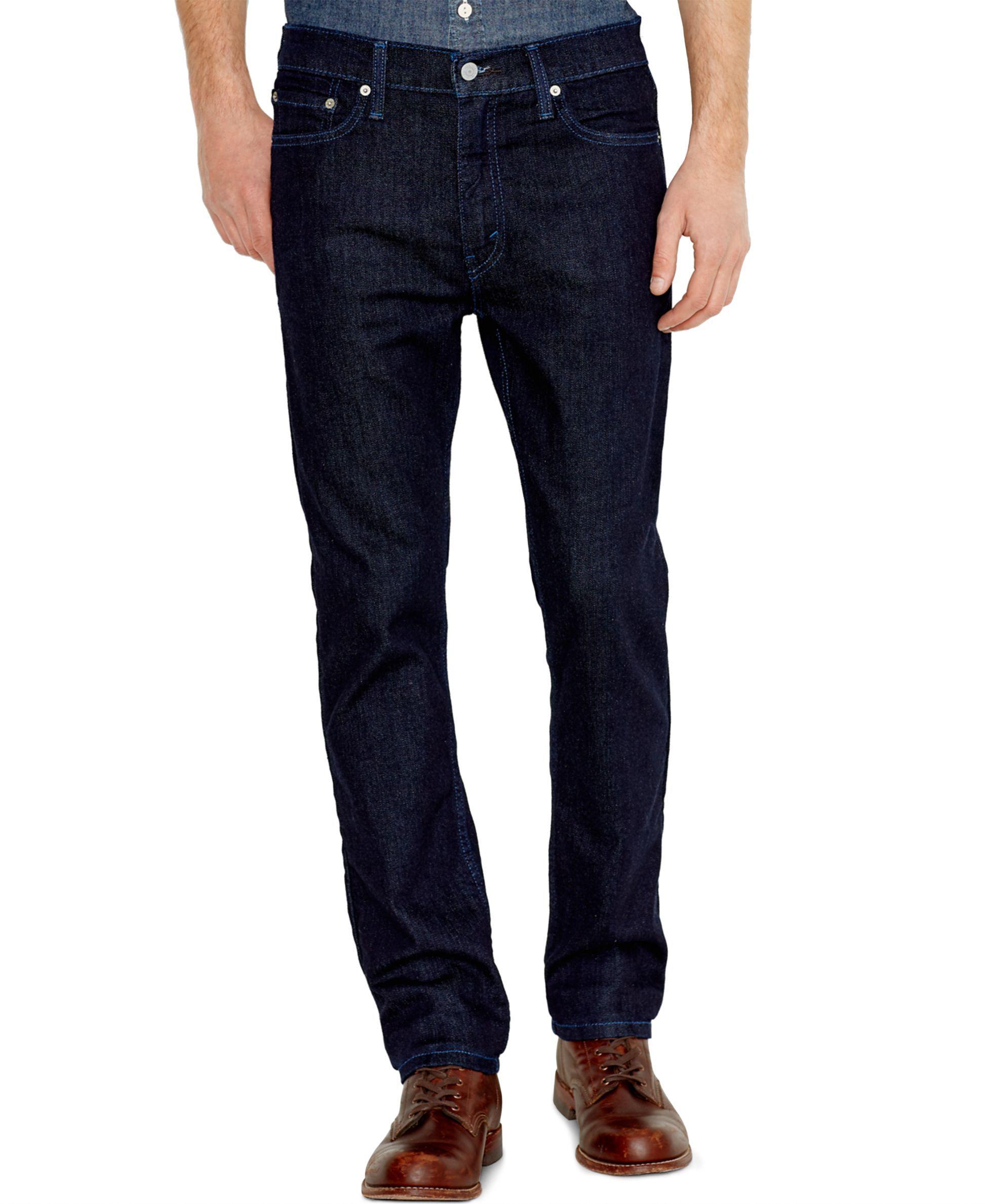 aa1753b160 Levi s 513 Midnight Wash Slim Straight Motion Jeans