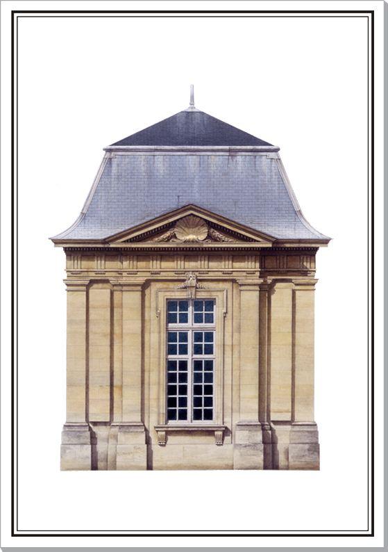 Modern Guard House Design: Guard Pavilion At Choisy-le-roi