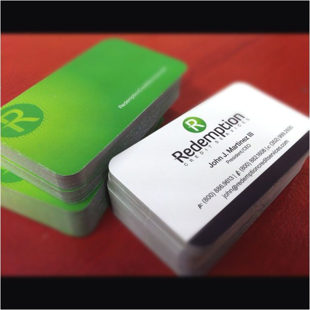 Business cards for redemption credit services designed and printed business cards for redemption credit services designed and printed by creativityforhire 16pt colourmoves
