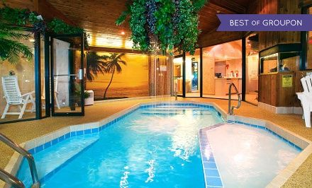 Sybaris Pool Suites Frankfort Il Enjoy A Romantic Stay In A
