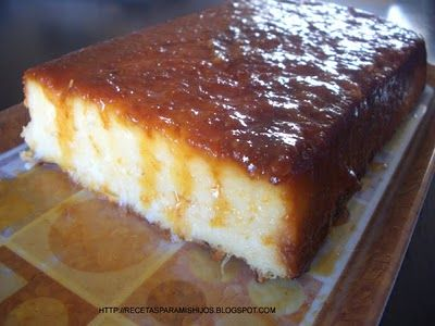 Recetario Spanglish para mis hijos: Budín de naranja y coco (orange and coconut)