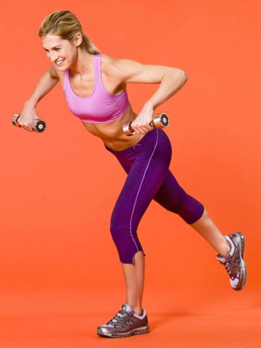 Get Rid of Arm, Leg, and Ab Flab Fast   Full Body