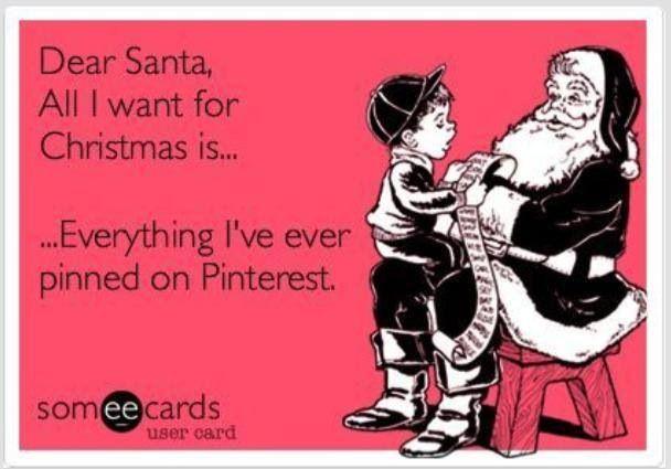 Seriously Santa!!