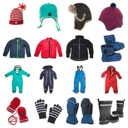 winter clothes for kids - Kids Clothes Zone
