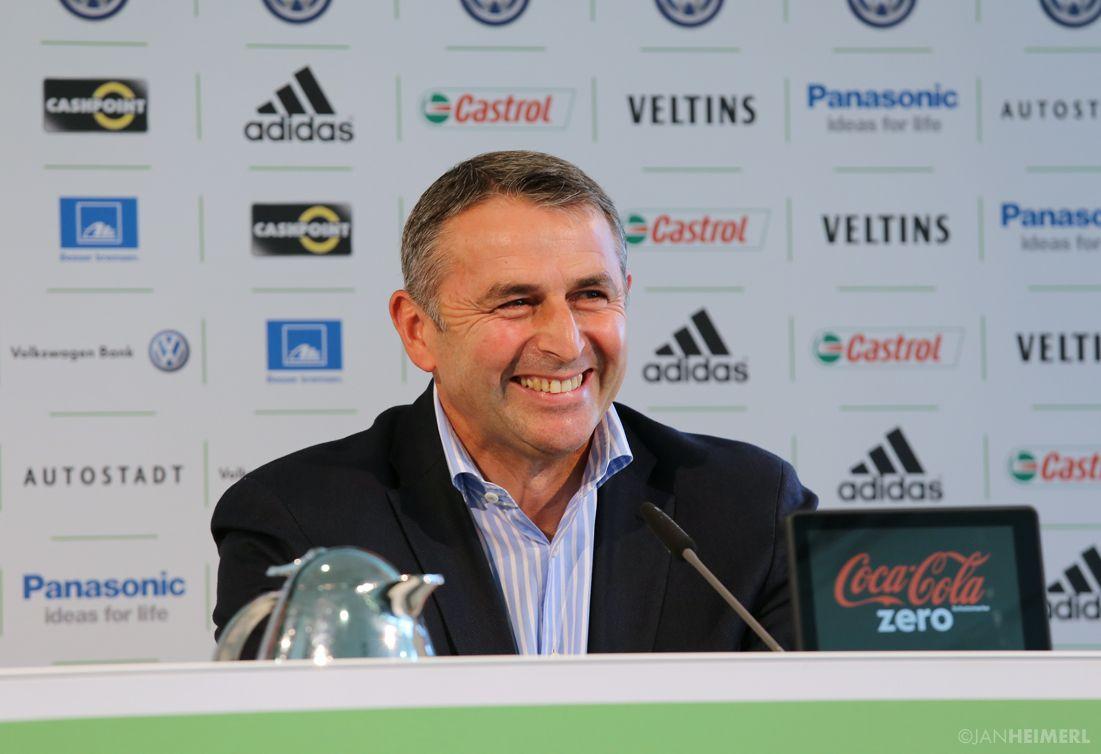 Klaus Allofs Manchester United Tak Terlalu Tangguh Sumberbola Com Manchester United Wolfsburg Eindhoven