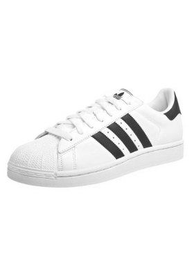 best sneakers 4fccb 44a77 SUPERSTAR II - Sneakers laag - white black. Find this Pin and more on  Fashion ...