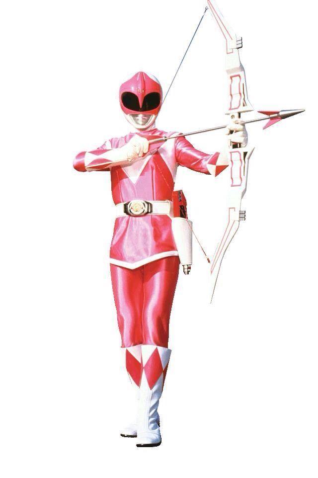 mighty morphin power rangers pink ranger pink rangers pinterest