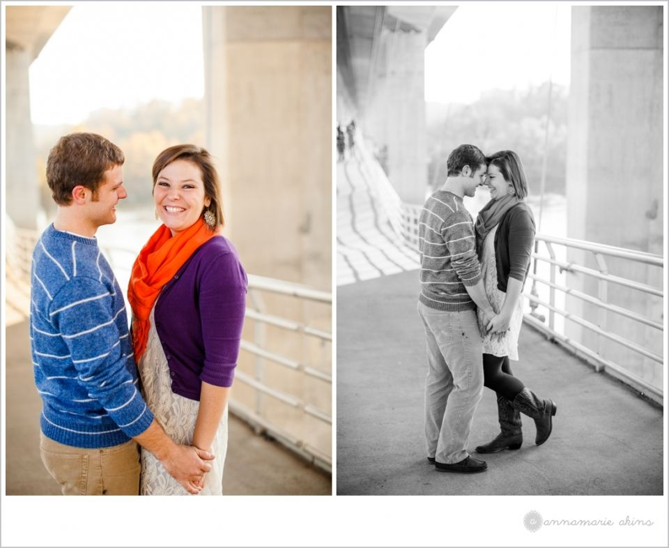 Dustin and Lindsay | Engaged! » Annamarie Akins Photography