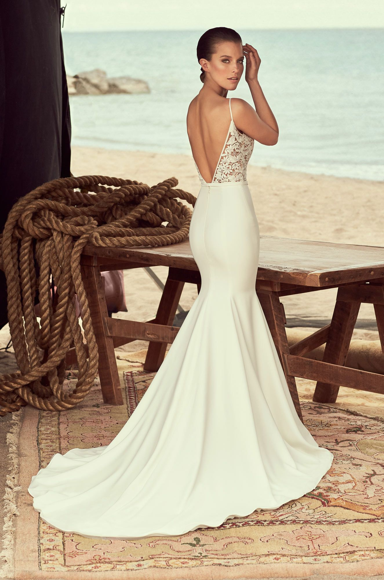 Sheer lace wedding dress style pinterest bodice
