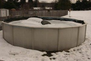 Winterizing Above Ground Pools Winterize Above Ground Pool