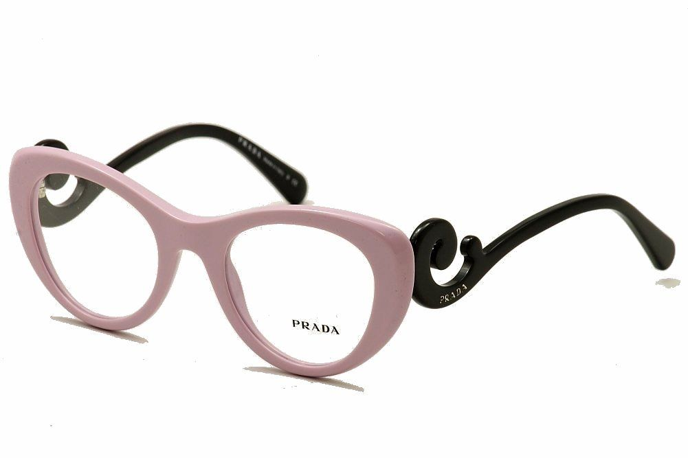 joylotcom prada womens eyeglasses vpr06q vpr 06q full rim optical frames 531294665