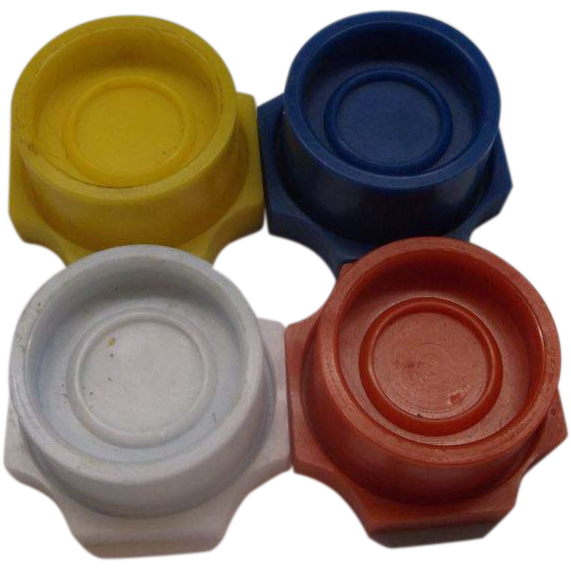 Taiwan Plastic Bottle Caps 2 Way Primary Colors Plastic Bottle Caps Bottle Cap Plastic Bottles