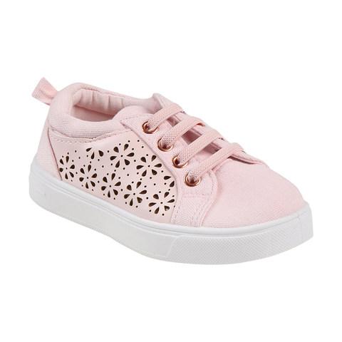 Junior Casual Canvas Shoes Kmart Shoes, Elastic laces