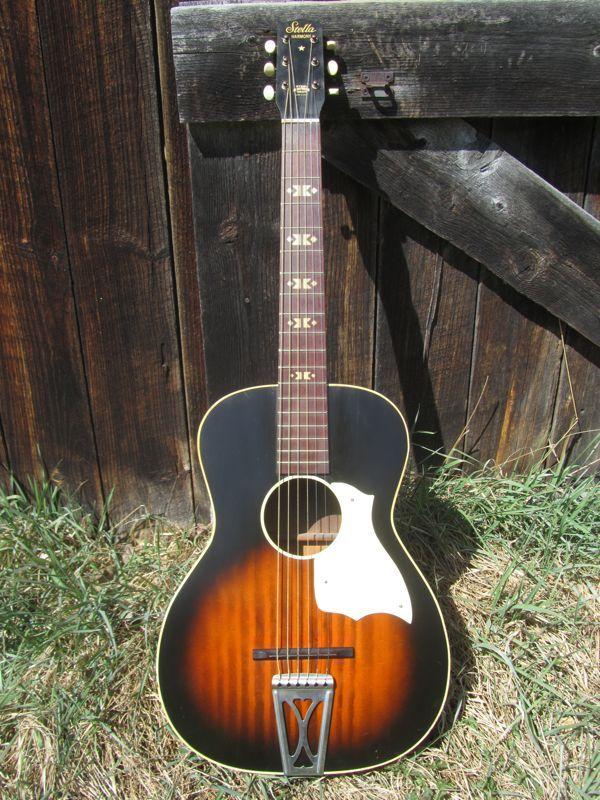 guitare acoustique harmony