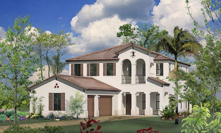 Danby Floorplan By Cc Devco Homebuilder Maple Ridge Ave Maria