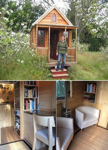 worlds smallest worlds smallest man - Smallest House In The World