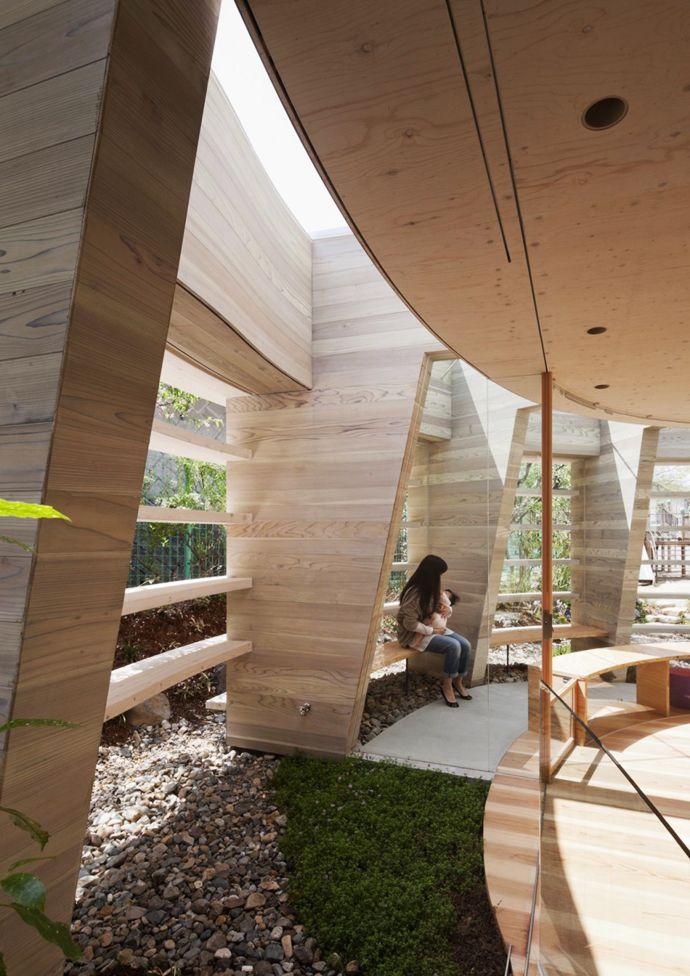 Peanuts Nursery School by UID Architects interiordesign2014.com