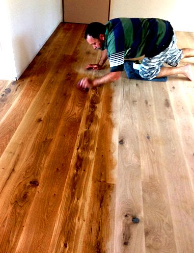 Wooden Floor Timber Wax Finish With Beeswax Carnauba