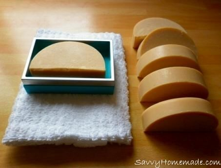 Hot Method-Homemade Goats Milk Soap Recipes