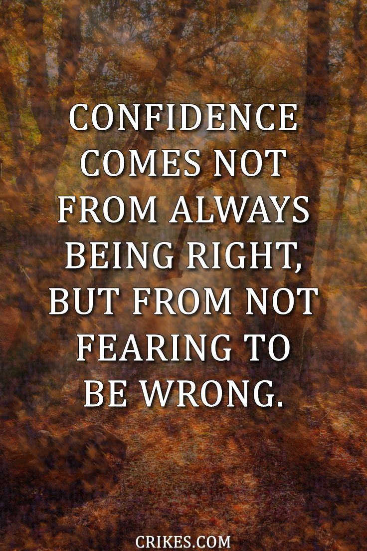 Quotes About Being Confident 10 Ways To Appear Confident When You're Really Not  To Be