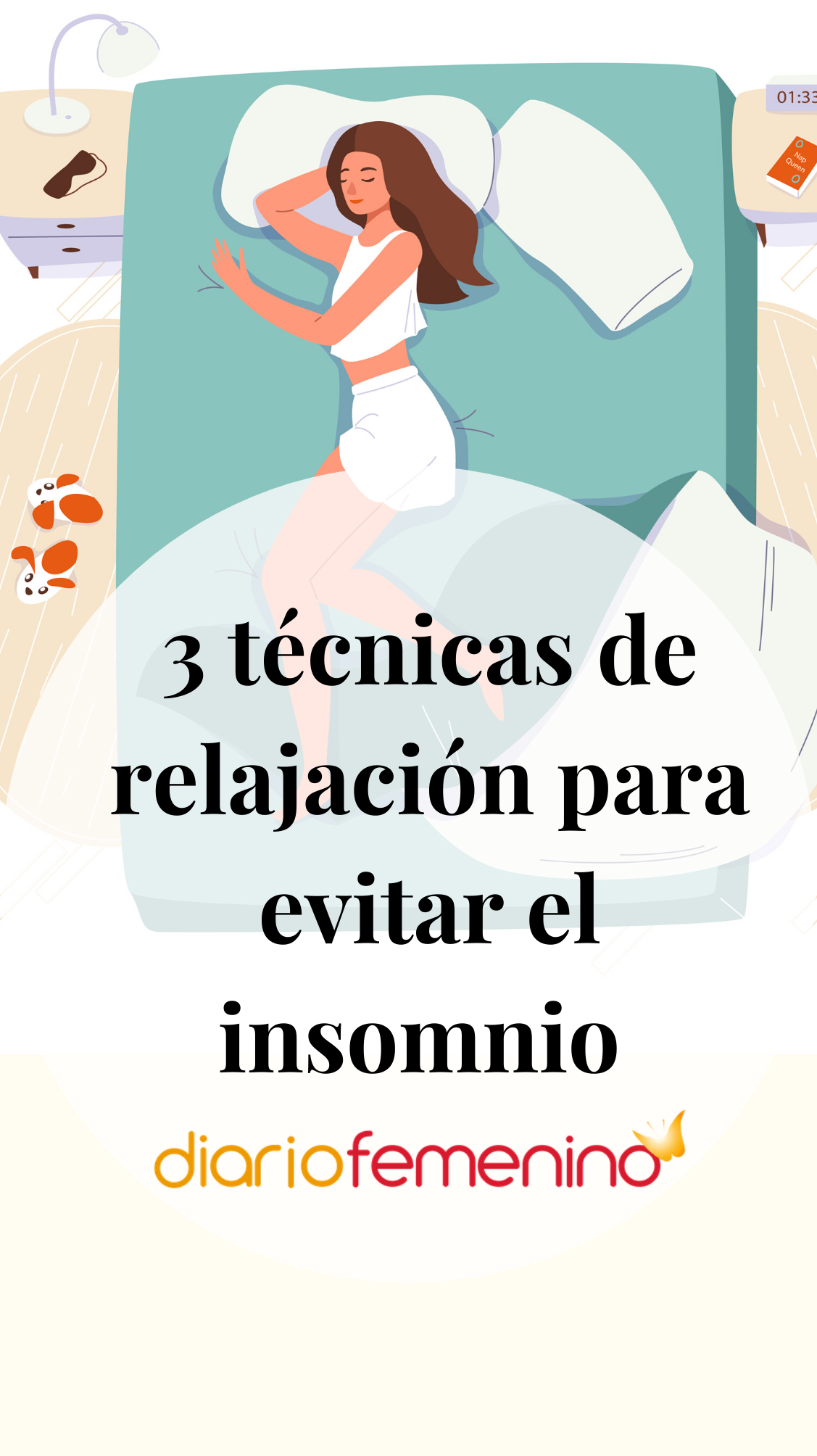 Pin En Insomnio Soluciones Para Dormir Bien