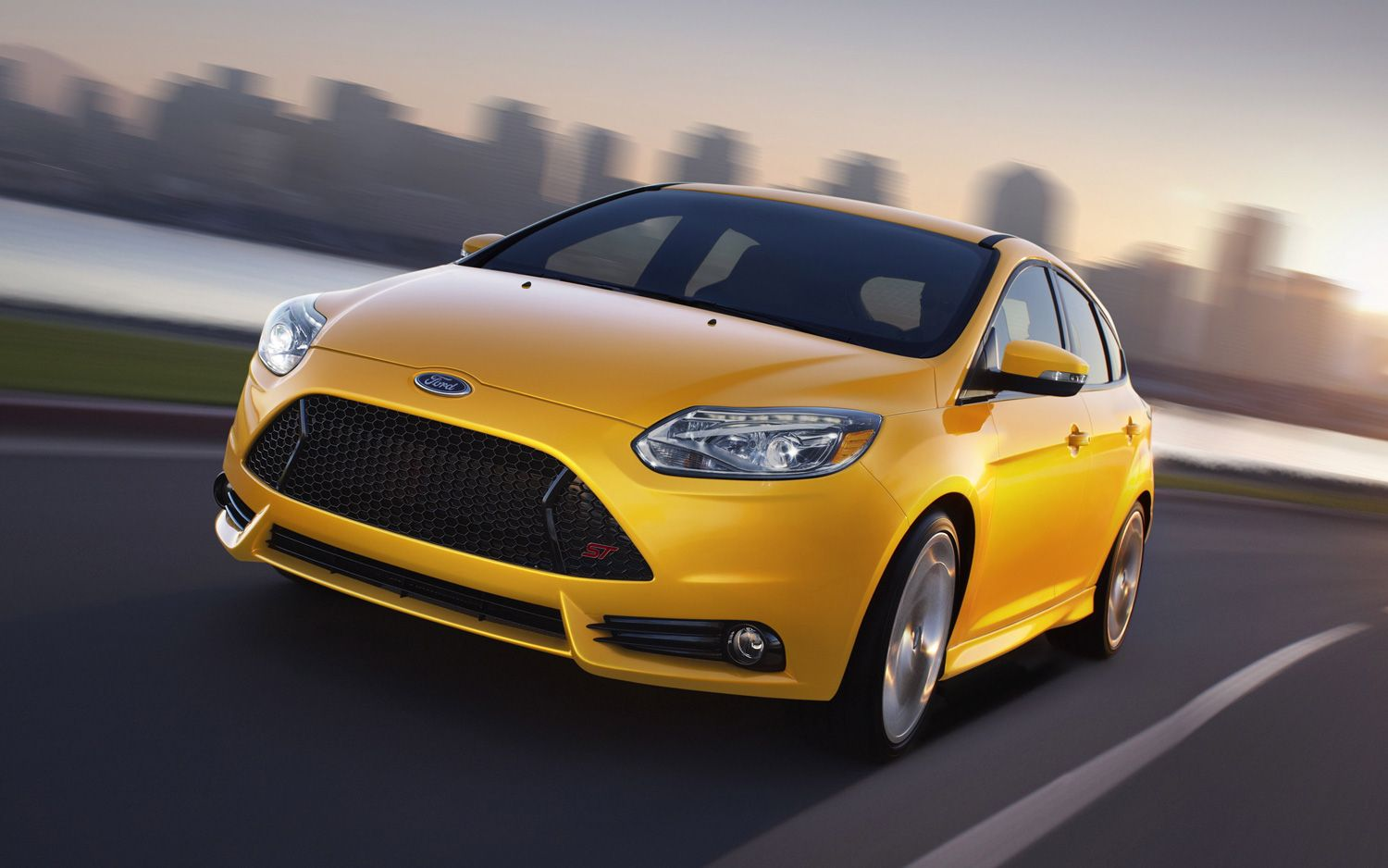 Ford focus st wallpaper for android
