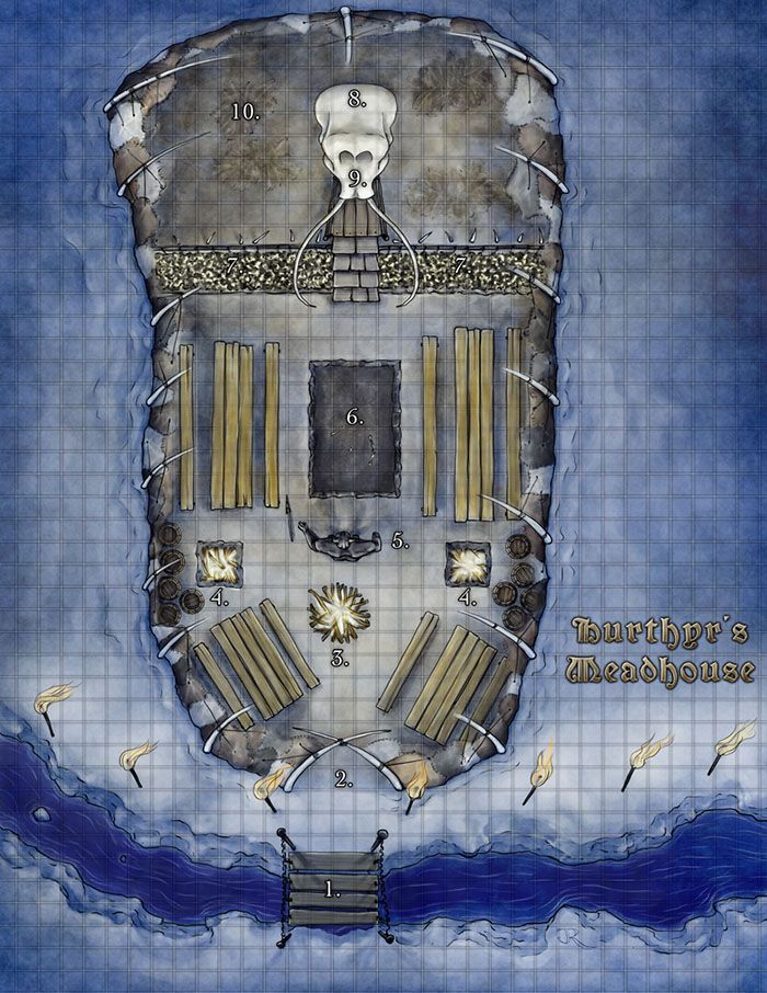 Giant's Meadhall Available As A Map Pack