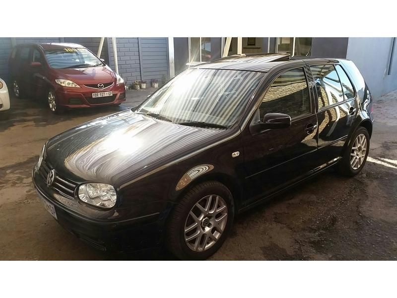 2002 VOLKSWAGEN GOLF 4 GTI 1.8T EXECUTIVER 79,900 for sale | Auto ...