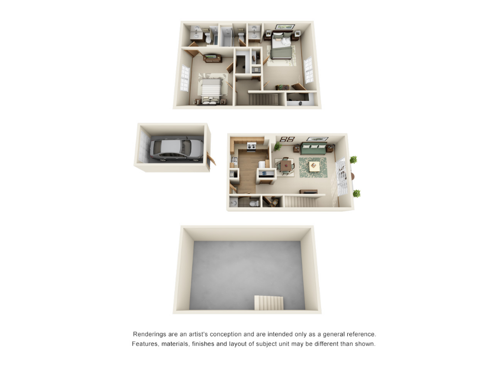2 3 Bedroom Apartment Homes For Rent Renting A House 3 Bedroom Apartment Bedroom Apartment