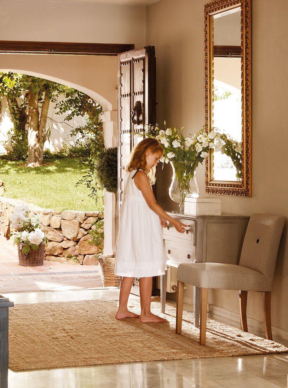 10 trucos para una casa m s acogedora vestibulos for Decoracion de casas acogedoras