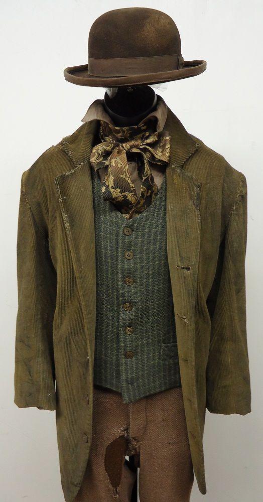 1860�s � 1870�s � civilian fashion 1840s victorian