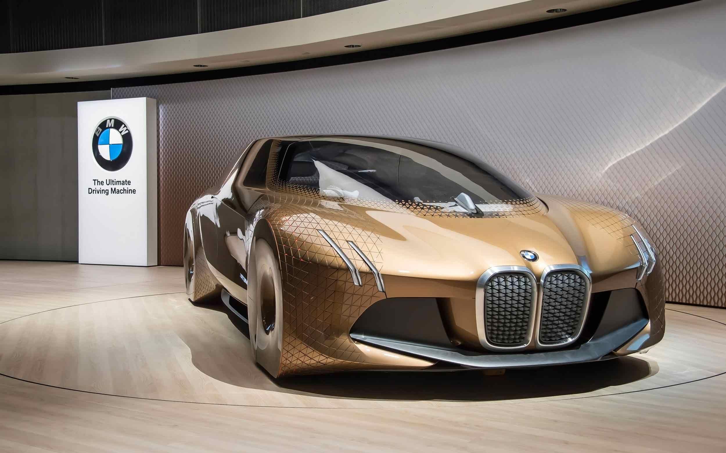 Bmw Vision Next 100 Supercar Blondie Parametric Architecture Bmw Next 100 Super Cars Bmw