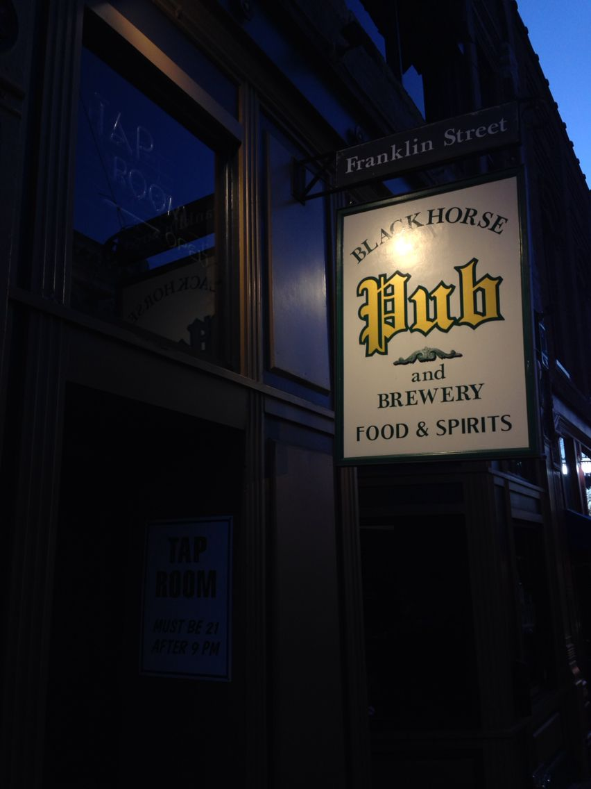Blackhorse Pub and Brewery in downtown Clarksville, TN!   This is an amazing place to eat!   Great food, family friendly and great beer!