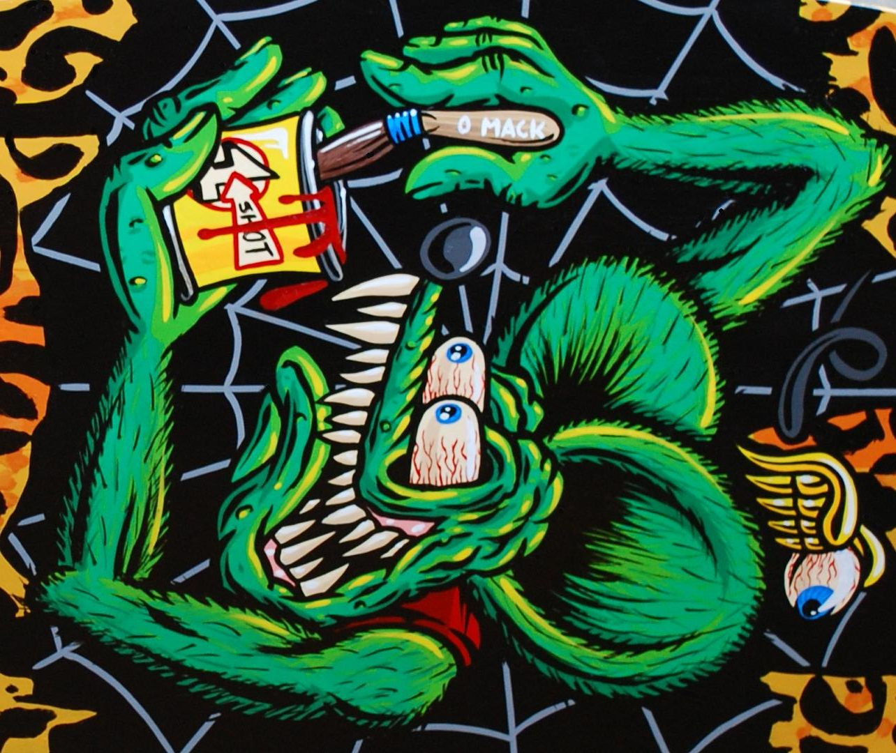 Related Rat Toons Fink Rats Pinstripe Art