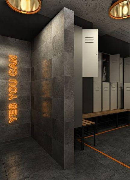 42 Ideas fitness gym interior design behance #fitness #design