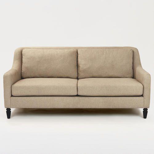 A Nice Neutral World Market Sofa Sofa World Market Furniture