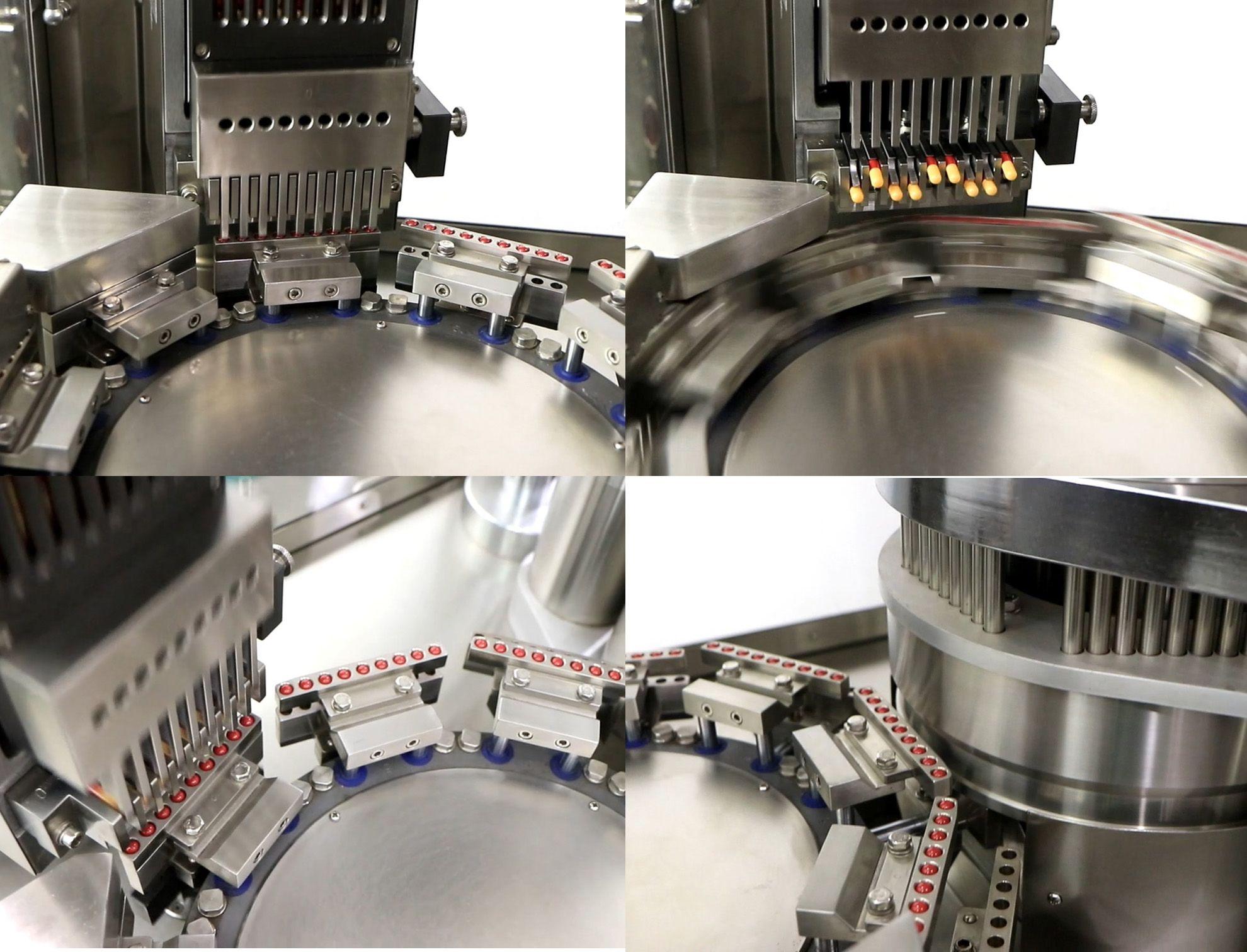 Automatic Capsule Filling Machine Liquid Capsule Filling Machine Capsule Filling Machine Semi Automatic Pill Capsule Filling Machin Machine Capsule Filling