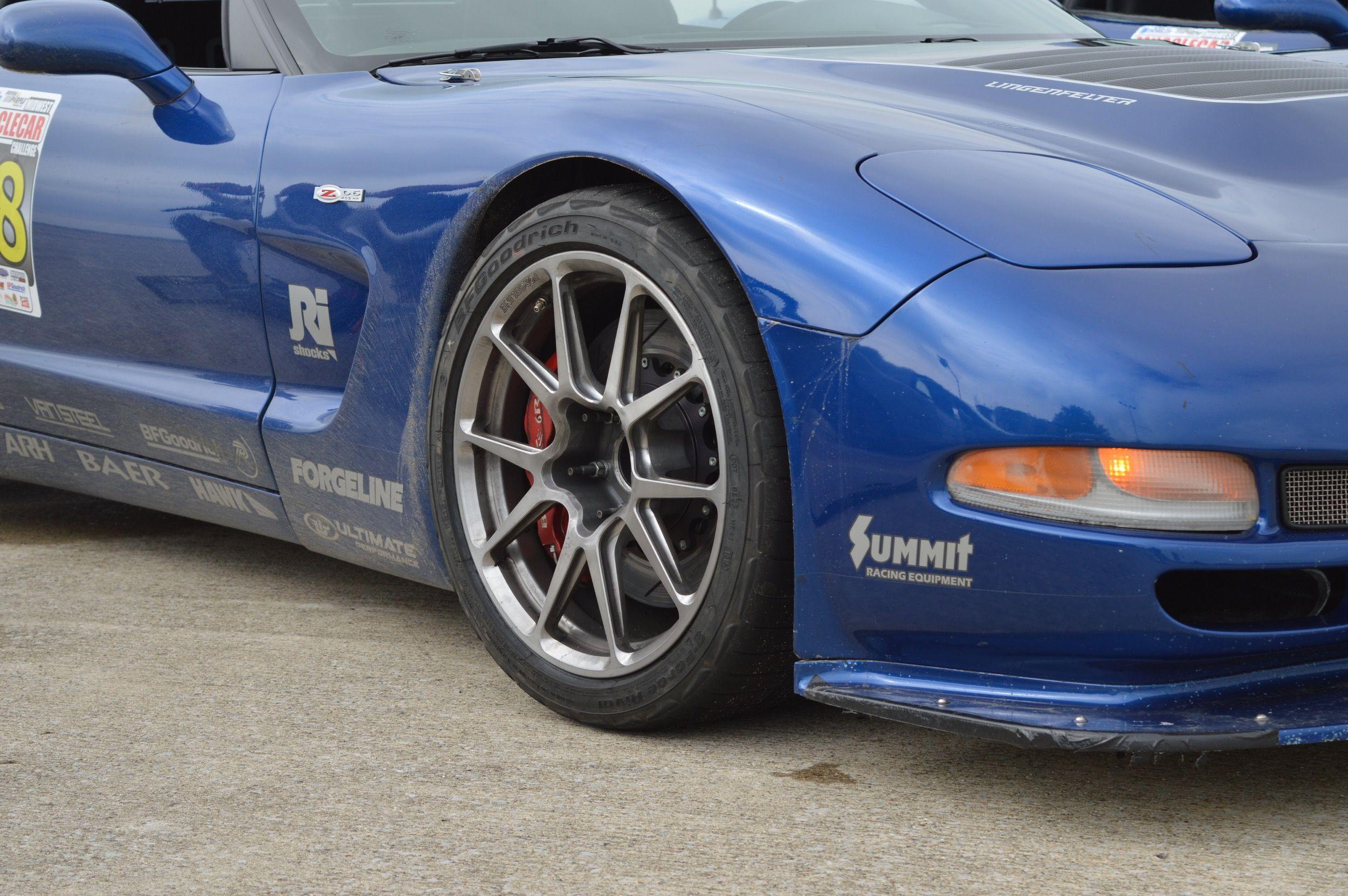 Danny Popp\'s RAFT Motorsports C5 Corvette Z06 is a feared legend ...