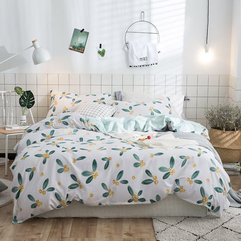 Quality Bedding Set Kids Sheets Sets Single Bed Sheet Bedding Set