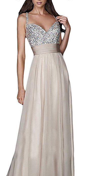 Kleid glitzer ruckenfrei