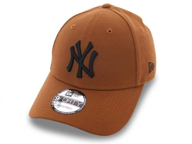 New Era 940 Snapback NY Yankees - Toasted Peanut – West Brothers ... bdb9c7732c