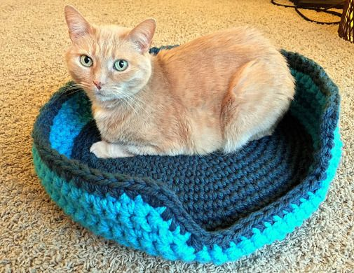 Img6580 Cat Cave Pinterest Cat Crochet And Super Bulky Yarn
