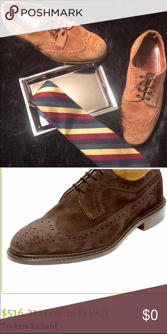 ef2b0259225 Trickers Richard Men Shoes Trickers Richard Men Shoes Bench made in United  Kingdom 🇬🇧 ⚠