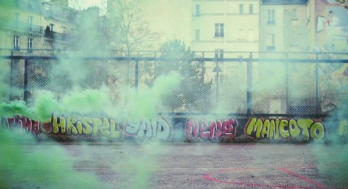Pigalle Paris _ Nike Stadium / BARBES BASKETBALL