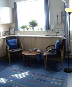 psychotherapy rooms