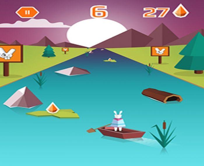Перейти в эпическое путешествие на лодке с River Adventure быстрый темп игры аркада. Избегайте скал и взять с собой лодку благополучно вниз по течению.  Источник: http://games-topic.com/127-river-adventure.html