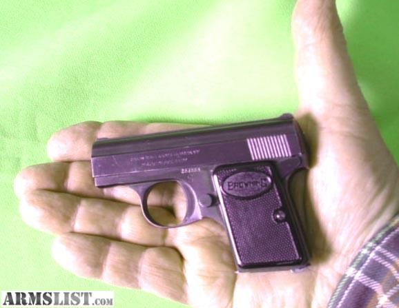 Armslist For Sale Baby Browning Semi Auto 25 Auto Pistol