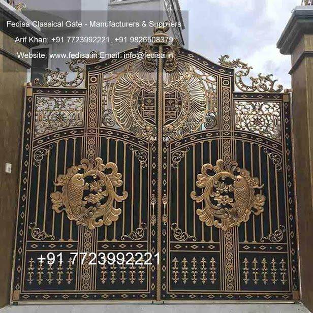 Compound Gate Design Best For Home Small House Modern